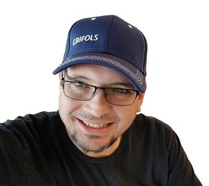 Grifols Corporate Store. Structured Baseball Cap w  Textured Fabric f6182e27c9e
