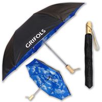 Picture of Folding Umbrella - 46'' Blue Skies