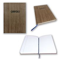 Picture of Wood Grain Journal
