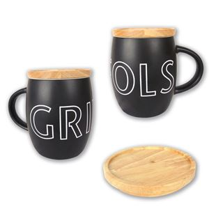 Picture of Mug & Coaster - Grifols