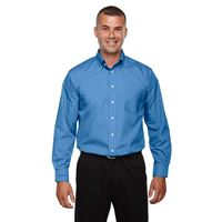Picture of Men's Crown Collection™ Solid Dress Shirt