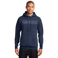 Picture of Unisex Pullover Hooded Sweatshirt