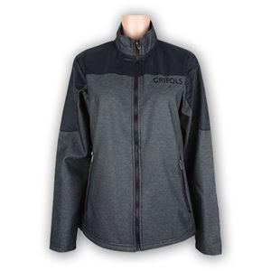 Picture of Ladies' Herringbone Soft Shell Jacket