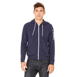 Picture of Bella Canvas Full Zip Hooded Sweatshirt