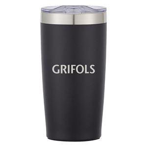 Picture of 20 oz. Two-Tone Copper Insulated Tumbler