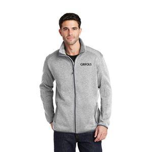 Picture of Men's Sweater Fleece Jacket